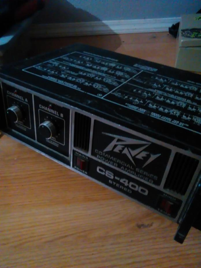 Peavey Amplifier ~Commercial Series~