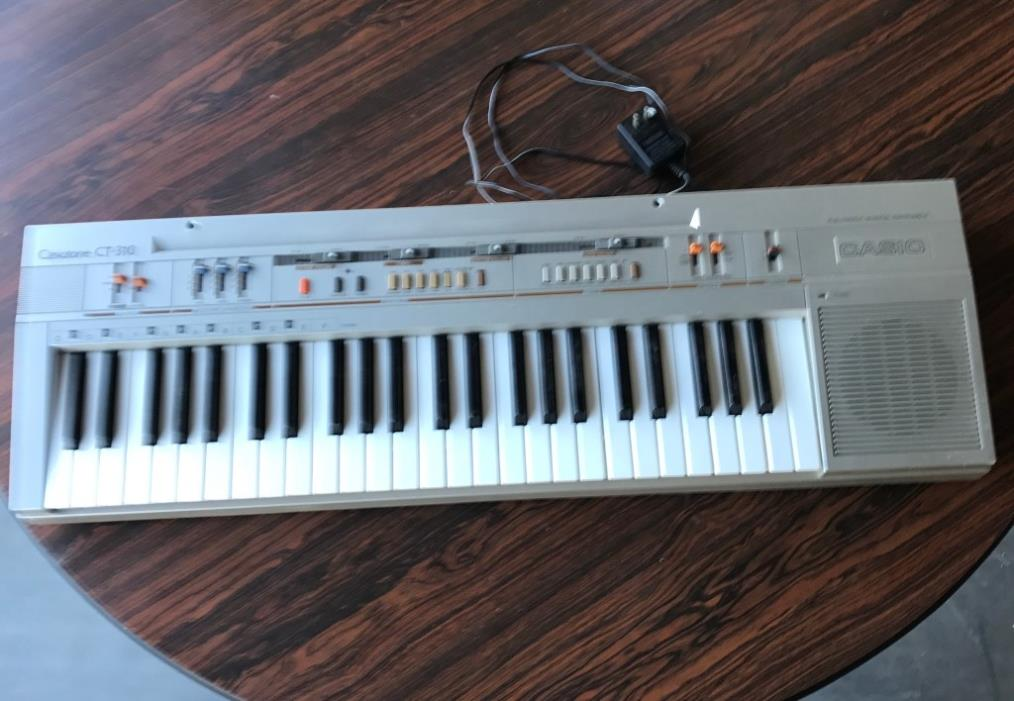 Casio CT-310 Electronic Musical Instument