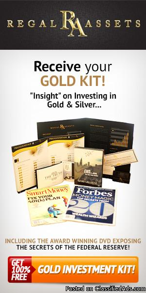 Free Gold Investment Kit