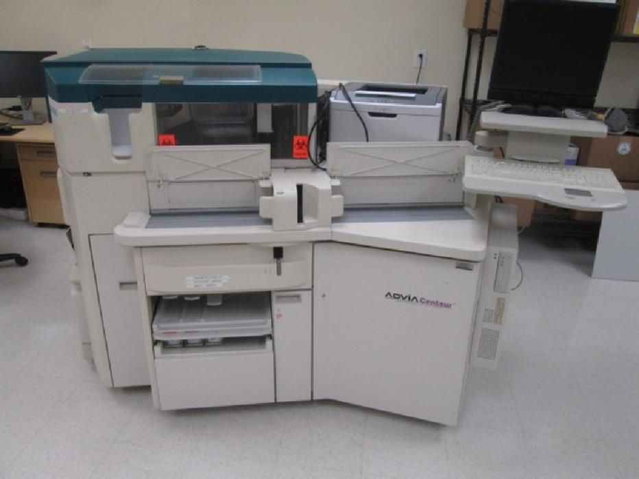 2003 Siemens Advia Centaur Classic Immunoassay RTR#7032937-01