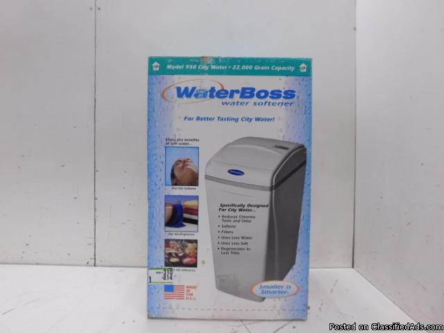 Waterboss Cityboss Water Softner (950)