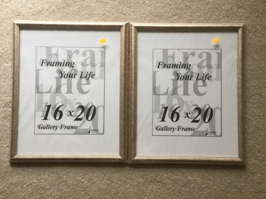 Picture Frames (16x20) - NEW