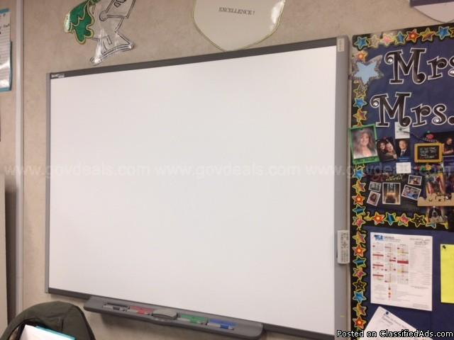 Lot of 6 Smartboards