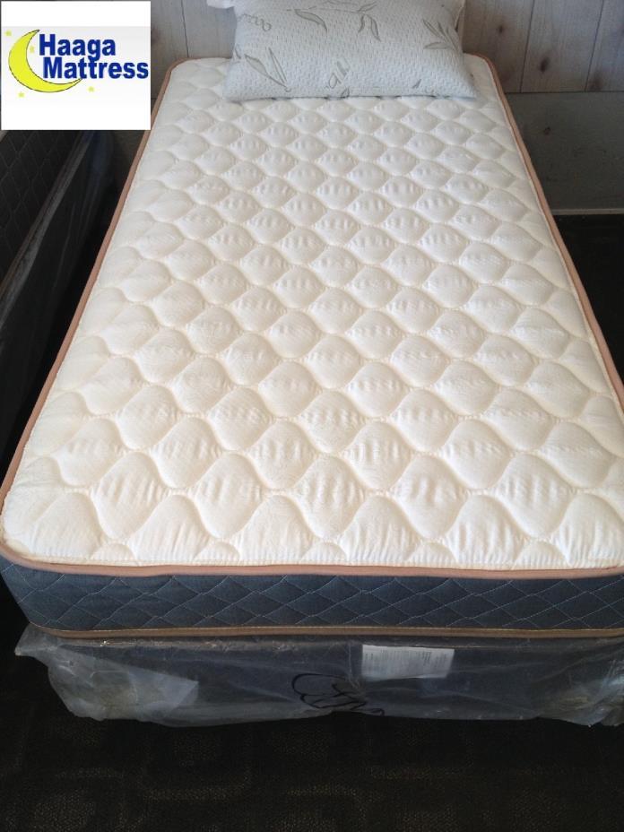 Twin size mattress starting