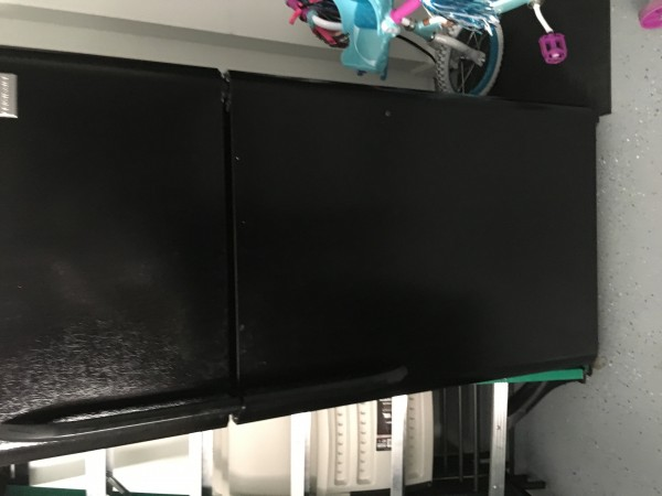 Like New Frigidaire Refrigerator - Black