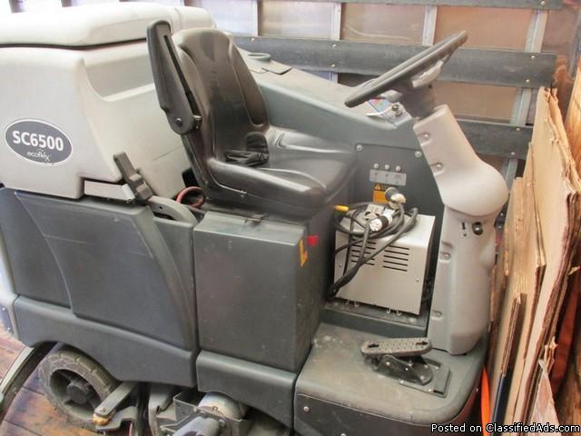 Advance SC6500 45C Rider Scrubber RTR#6071548-01