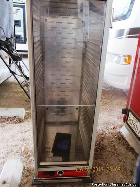 Avantco Full Size Heated/Holding Cabinet 120V RTR#7033497-06