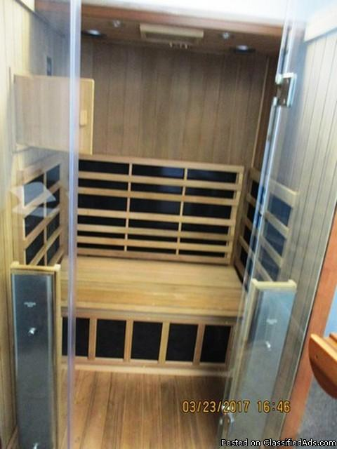Clearlight Sanctuary 2 Infrared Sauna RTR#7033115-01