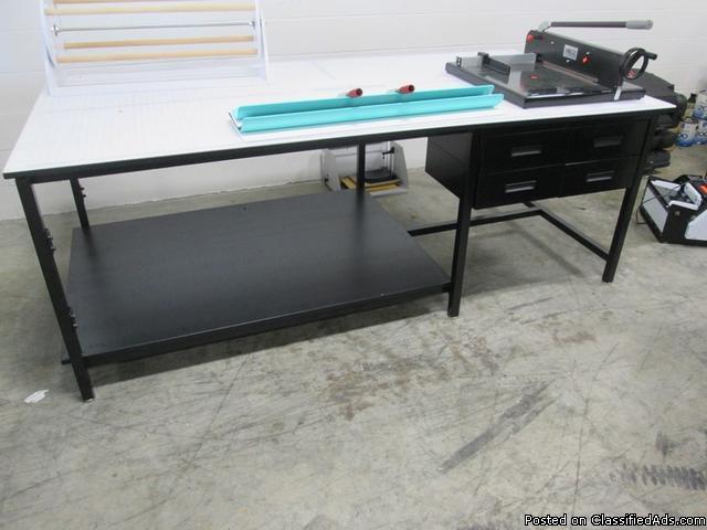 Lot of Printing & Bindery Equipment RTR#6084817-08