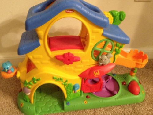 Weebles Playhouse