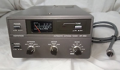 Kenwood AT-250 automatic HF antenna tuner