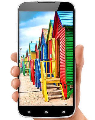 BLU Studio 6.0 HD D651U Unlocked GSM Dual-SIM Android Cell Phone (white) New