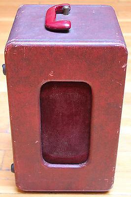Vintage 1947 Webster Chicago 66-1a Tube Amplifier RARE