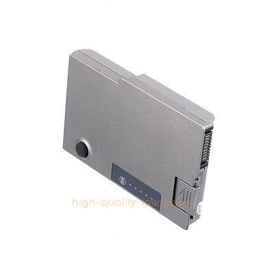 Akku Battery for Dell Latitude D500 D505 D510 D520 D530 D600 D610