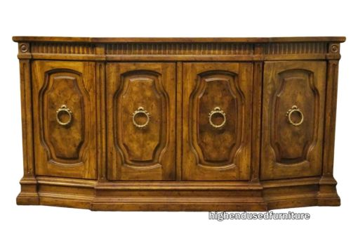 DREXEL HERITAGE Cameo Collection Regency French Empire 60″ Buffet Sideboard 0...
