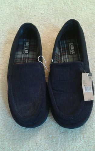 NWT Men's Slippers 10