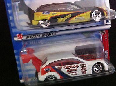 Hot Wheels Ford FOCUS Racing LOT