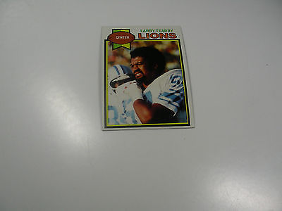 Larry Tearry 1979 Topps ROOKIE CARD #316