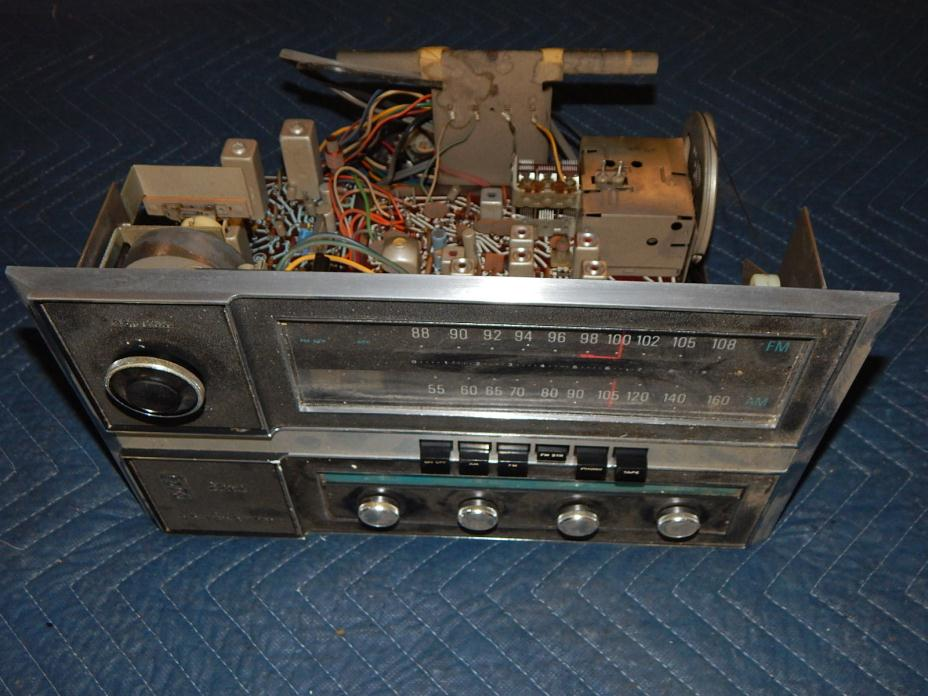 Vintage RCA Console Stereo Receiver