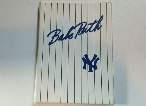 Babe Ruth / New York Yankees collectors set