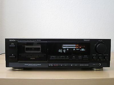 Denon DRM-800 3-head cassette deck