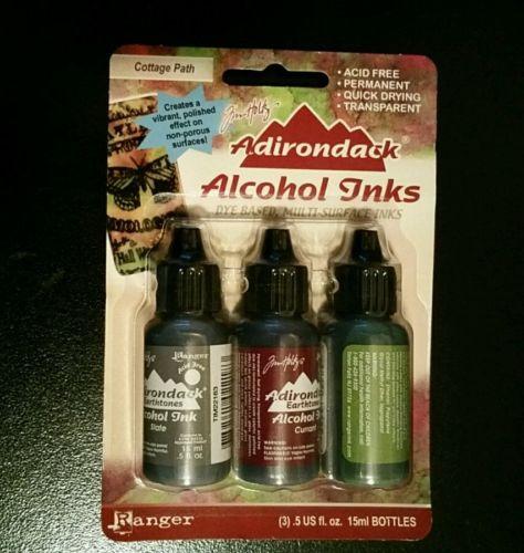 Adirondack Alcohol Inks