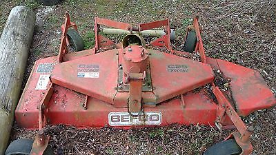 60 Inch BEFCO 3 Point Finishing Mower