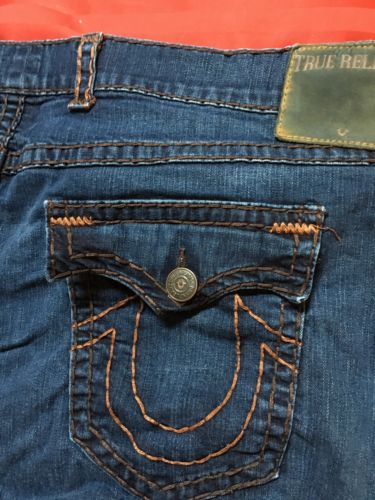 True Religion Ricky Men's Jeans Size 52