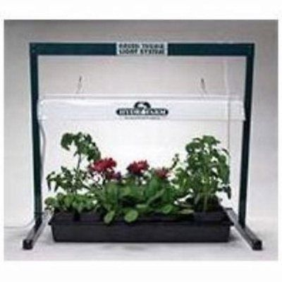 Hydrofarm Products- Plant Growing Light System Green