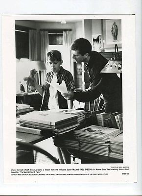 MAN WITHOUT A FACE-8x10-1993-NICK STAHL-MEL GIBSON FN