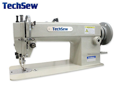 Techsew 0302 Leather Walking Foot Industrial Sewing Machine