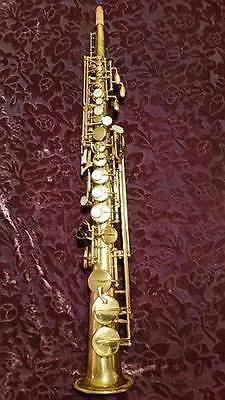 Selmer Soprano Sax  Mark VI n 285042