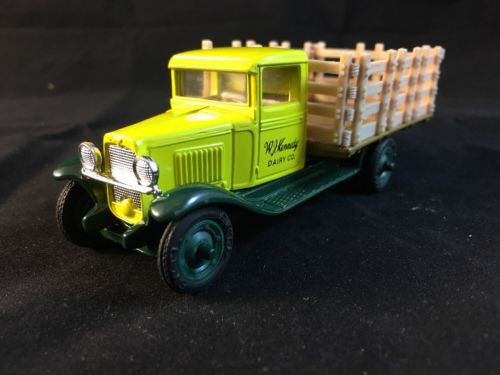 1930 CHEVY STEAK BED TRUCK  RARE 1:43 LIMITED EDITION DIECAST