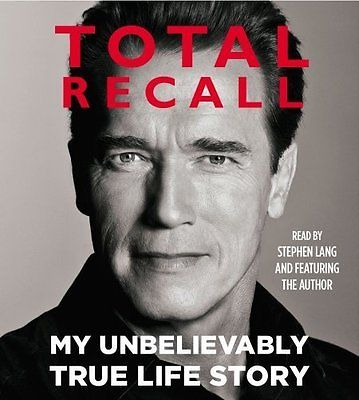 Total Recall: My Unbelievably True Life Story [Audio CD] [Oct 01, 2012] Schwa...