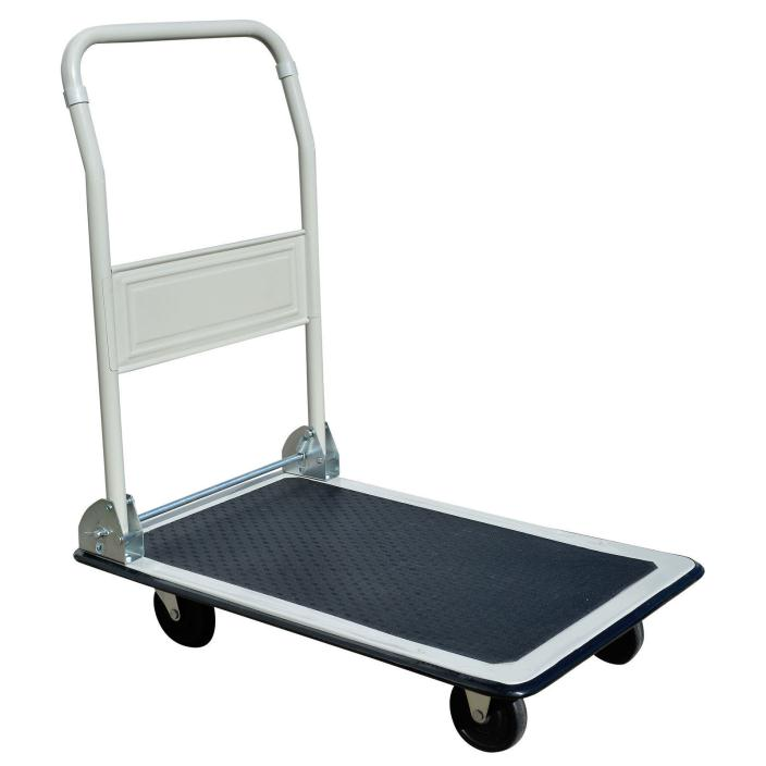 Pro-Series Folding Platform Hand Truck 330 Lbs Capacity Dolly Cart #FPTRUCK