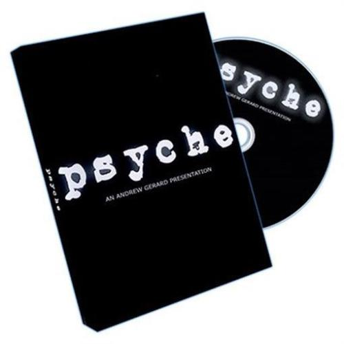 Psyche by Andrew Gerard - DVD - Magic Tricks
