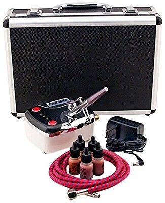 Paasche Airbrush Makeup Airbrush and Compressor Kit with Case, 900ml. Free Deliv