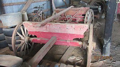 1920's Sears and Roebuck Mule/Horse Drawn Wagon