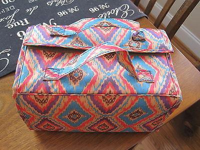JM New York Roll Up Travel Bag Makeup Bag JOY MANGANO New no box