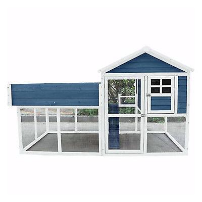 Advantek Pointe Elizabeth Rooftop Garden Chicken Coop