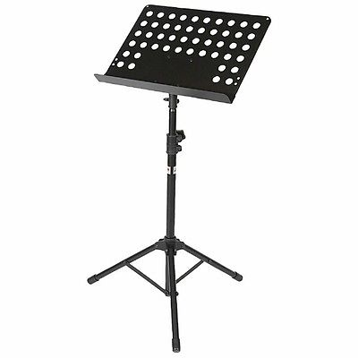 Stageline Tripod Music Stand Black, MS5 MS5