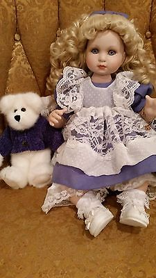 Collectible Porcelain Dolls - Marie Osmond
