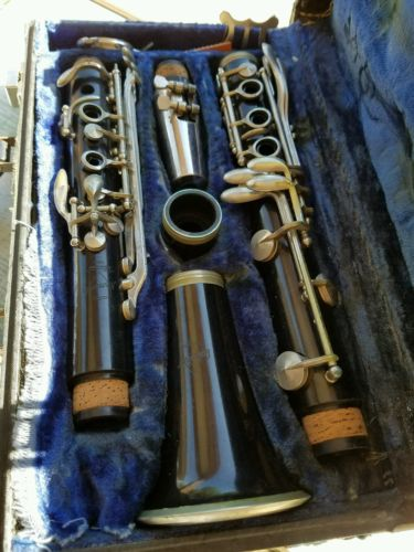 Noblet Normandy b-flat clarinet