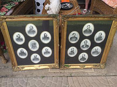 Civil War Generals Photos