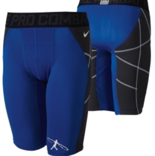 Nike Pro Combat Swingman Sliding Shorts XL