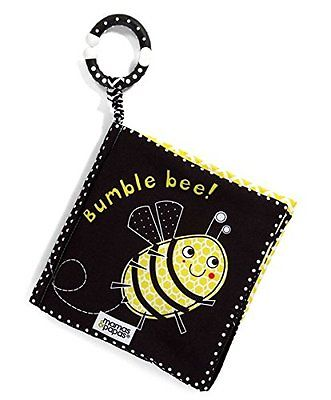 Mamas and Papas Activity Toy (Bumble Bee Book )