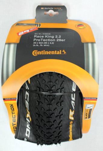 Continental Mountain Bike Race King Protection 29 x 2.2 Bike/Cycling Tire