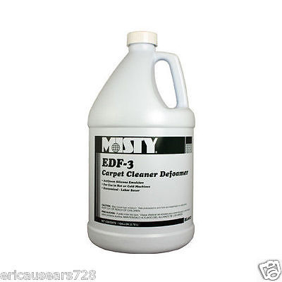 Misty® EDF-3 Defoamer, 4 Bottles per Case, Gallon Bottle (AMR R827-4)