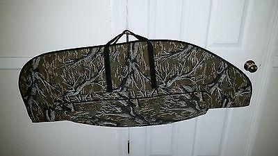 Vintage Mossy Oak Treestand Camo Archery Bow Case