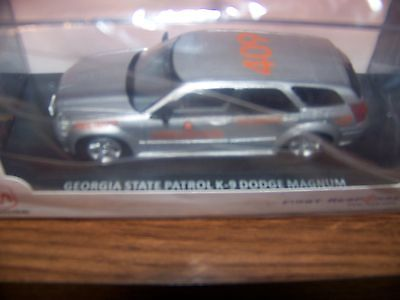 GEORGIA STATE PATROL (K-9)-2009 Dodge MAGNUM-Premier